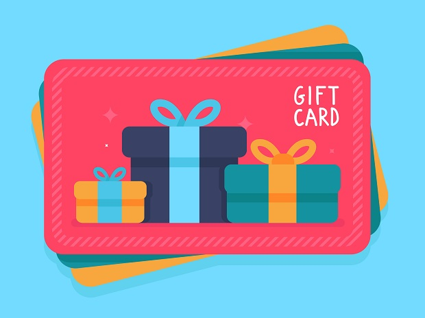 Number of digital gift card transactions in retail grow three-fold