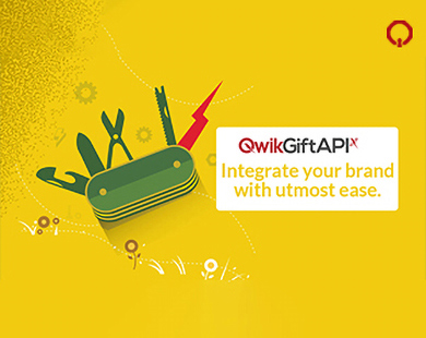 Integrate your brand with utmost ease